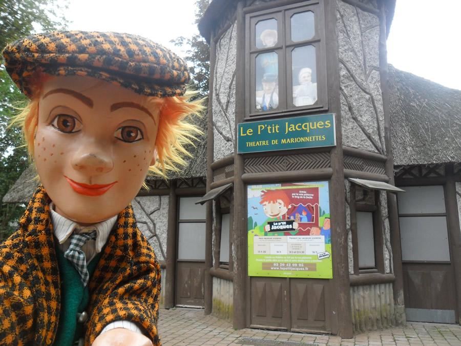 Théâtre de Marionnettes de Lille - Le P'tit Jacques