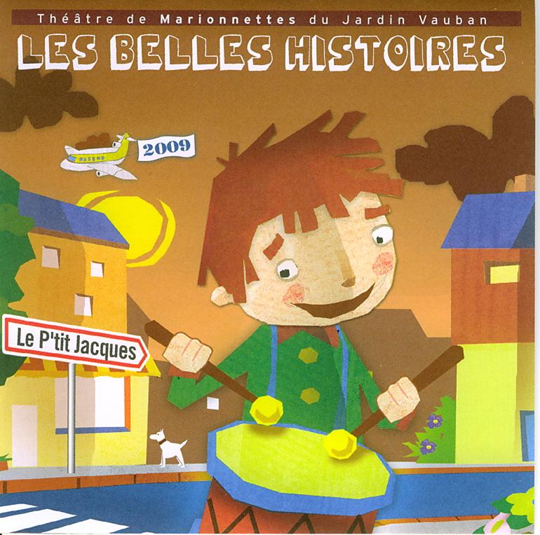 couverture plaquette 2009